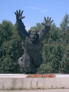 Памятник Михаилу Паникахе